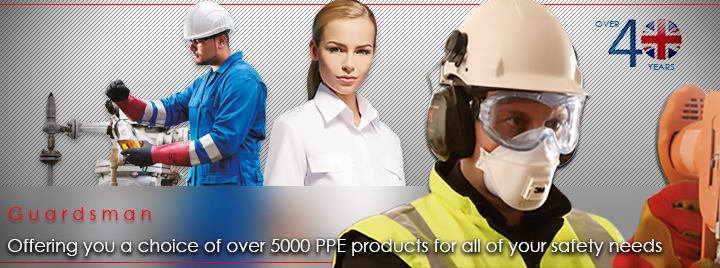 Guardsman PPE Safety Supplier