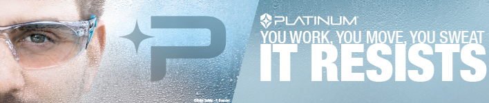 Platinum - You Work. You Move. You Sweat - It Resists