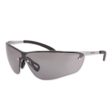 Bolle Silium Plus SILPPSF Smoke lens Safety Glasses and bag
