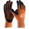 ATG 34-848/42-848 Maxiflex Endurance Palm Coated Orange