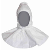 Dupont Tyvek White Elasticated Hood PH30L0
