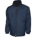 Uneek UC605 Reversible Fleece Jacket Navy