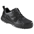 Rock Fall Crystal Black Ladies Trainer Sip