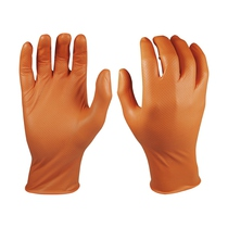 Juba Grippaz Nitrile Powder-Free Disposable Gloves [50]