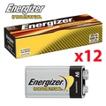 Energizer Industrial Type 9V Batteries Pack of 12