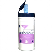 Safehands Disinfectant Wipes B81020027 [4x800]