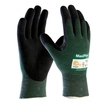ATG 34-8743-B Maxiflex Cut 3 Palm Coated Gloves