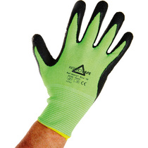 KeepSAFE Pro Nitrile Cut Level 5 Safety Gloves
