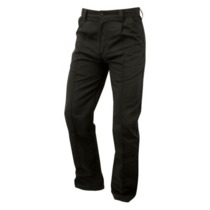 Orn 2100-15 Black Work Trousers Reg Leg