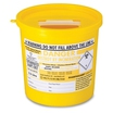 Sharps Disposal Yellow Container 2.5 Litre