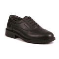 Black Executive Brogue Shoe S1P