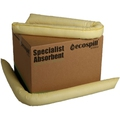Ecospill Premier Chemical Sock 7.5cm x 1.2m C0430712 [20]