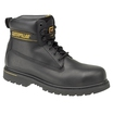 Caterpillar 7040 Black Holton Safety Boots SB FO HRO SRC