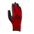 Ansell K2000BR Latex Polycotton Liner glove