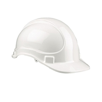 Tuffmaster II White Safety Helmet HC710