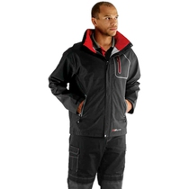 Tuf Revolution Performance Waterproof Jacket Black