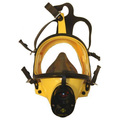 Scott RFF60 Yellow Silicone Full Face Mask
