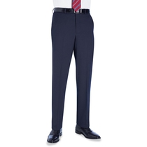 Brook Tavener 8557A Aldwych Trousers Navy Reg Leg