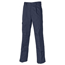 Dickies Redhawk Super Work Trouser Navy Reg 260g