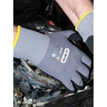 Skytec Aria Black Microfoam Coated Nylon Liner Gloves