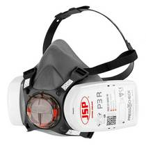 Force 8 Half Mask with PressToCheck P3 Filters