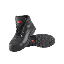 Tuf XT Black Leather Chukka Safety Boot S3