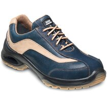 Steitz ESD 432XB Vitality Ladies Blue Tie Shoe S2