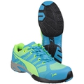 Puma CELERITY Blue/Green Ladies Safety Trainer S1P HRO SRC
