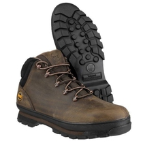Timberland Pro Splitrock Safety Boots Brown