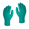 Globus Skytec Teal Green Nitrile Powder-Free Gloves [100]