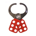 Vinyl Coated Lockout Hasp 38mm