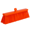 B1940 Long Bristle Broom Orange