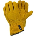 Ejendals 17 Heat Resistant Yellow Leather Gauntlet