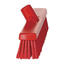Vikan 31744 4100mm Soft/Stiff Broom Head - Red