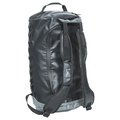 Trespass Blackfriar 40L Waterproof Black Bag