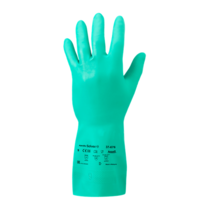 Ansell 37-676 Solvex Flocked Gloves 330mm