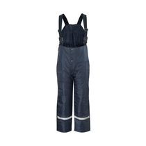 Orbit Freezer Salopette Trousers Navy Blue