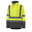 Helly Hansen 70335-369 ALTA Insulated Jacket Yellow/Charcoal