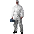 Lakeland ESGP528 Safegard Basic Type 5/6 White Coveralls