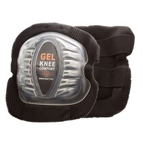 Impacto 864-00 Black All Terrain Gel Kneepads