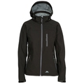 Trespass Ellison Ladies Softshell Jacket Black TP084