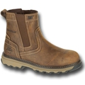 Caterpillar Pelton Dealer Boot Dark Beige
