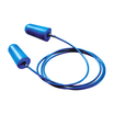 Blue Corded Detectable Earplug SNR37 [200]