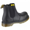 Dr Martens 2228 Icon Black Leather Safety Dealer Boot