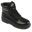 Black Derby Boot S3