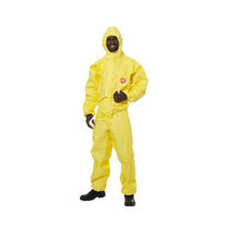 Dupont Tychem C Yellow type 3|4|5|6 Coverall