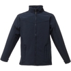 Regatta TRA642 Uproar Softshell Jacket Navy
