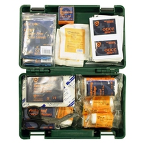 Crest S1 Small Standard First Aid Kit BS 8599-1