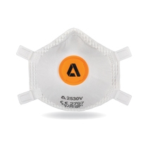 Alpha Solway 2530V Valved FFP3 Dust Mask (Pack of 10)
