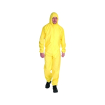 Keepsafe XT PE Laminated Yellow Type 3/4/5 Coverall